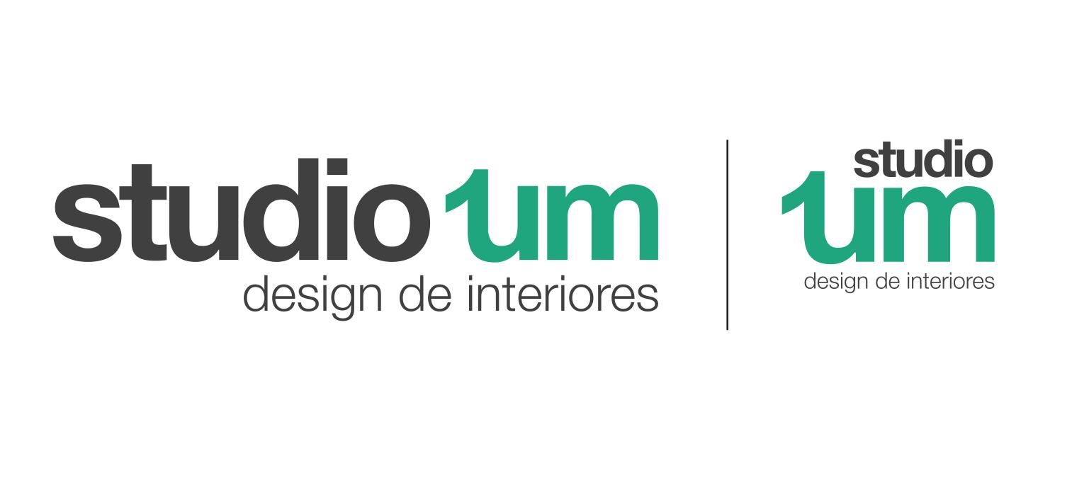 Criação de Logotipo Responsivo / Studio Um Design de Interiores